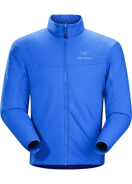 ARCTERYX ATOM LT JACKET MEN'S Echo Blue
