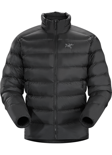ARCTERYX CERIUM SV JACKET MEN\'S Black