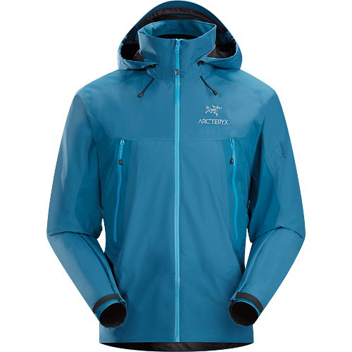 ARCTERYX ESSENTIALS Beta LT Hybrid Jacket Mens Thalo Blue