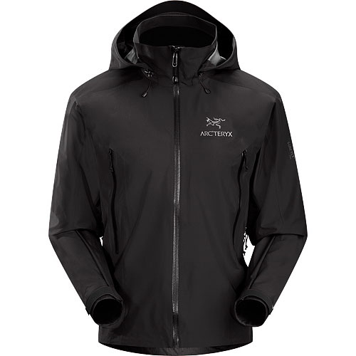 ARCTERYX ESSENTIALS Beta AR Jacket Mens Black
