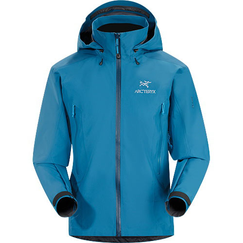 ARCTERYX ESSENTIALS Beta AR Jacket Mens Thalo Blue