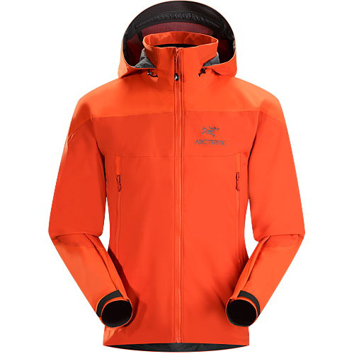 ARCTERYX ESSENTIALS Venta SV Jacket Mens Chipotle
