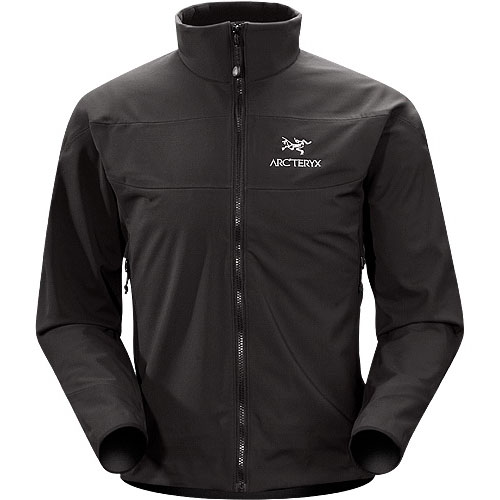 ARCTERYX ESSENTIALS Venta AR Jacket Mens Black