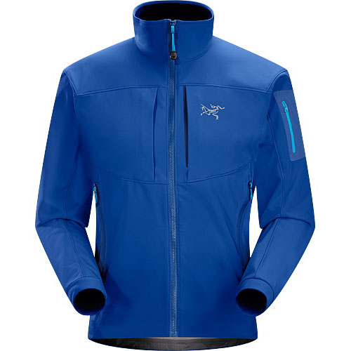 ARCTERYX ESSENTIALS Gamma MX Jacket Mens Kyanos