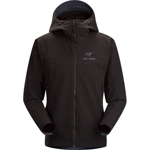 ARCTERYX ESSENTIALS Gamma LT Hoody Mens Black