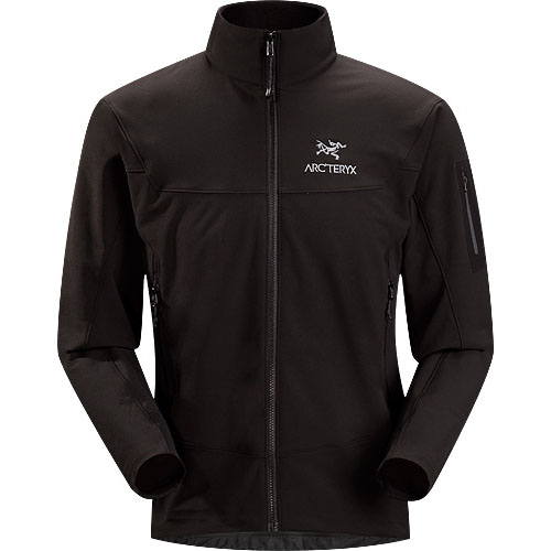 ARCTERYX ESSENTIALS Gamma LT Jacket Mens Black