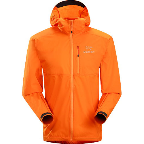 ARCTERYX ESSENTIALS Squamish Hoody Mens Masago