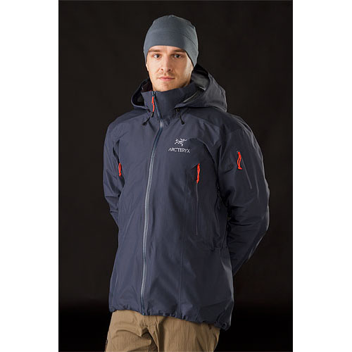 ARCTERYX ESSENTIALS Theta AR Jacket Mens Black
