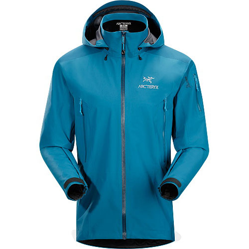 ARCTERYX ESSENTIALS Theta AR Jacket Mens Thalo Blue