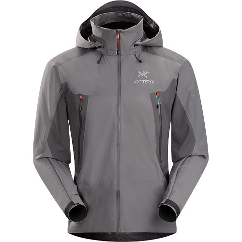 ARCTERYX ESSENTIALS Beta LT Hybrid Jacket Mens Anvil Grey