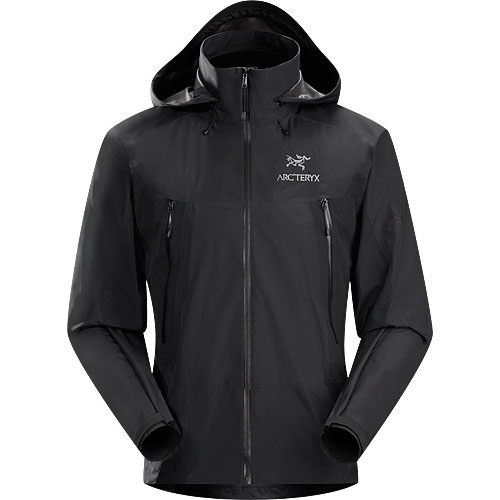 ARCTERYX ESSENTIALS Beta LT Hybrid Jacket Mens Black