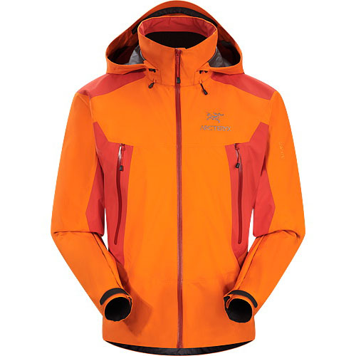 ARCTERYX ESSENTIALS Beta LT Hybrid Jacket Mens Masago