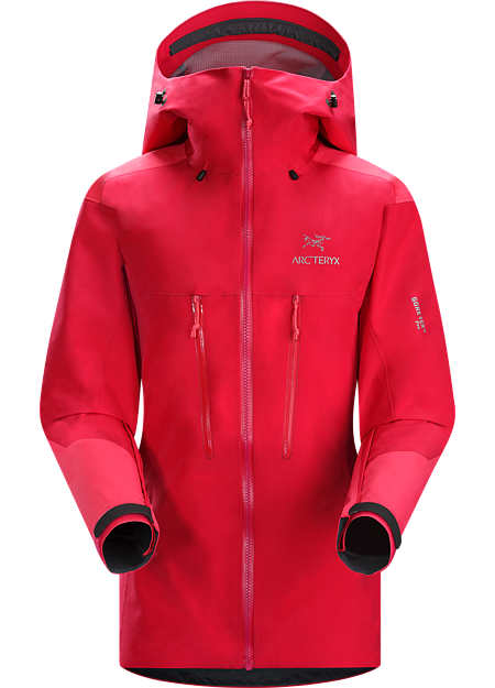 ARCTERYX ALPHA AR JACKET Flamenco
