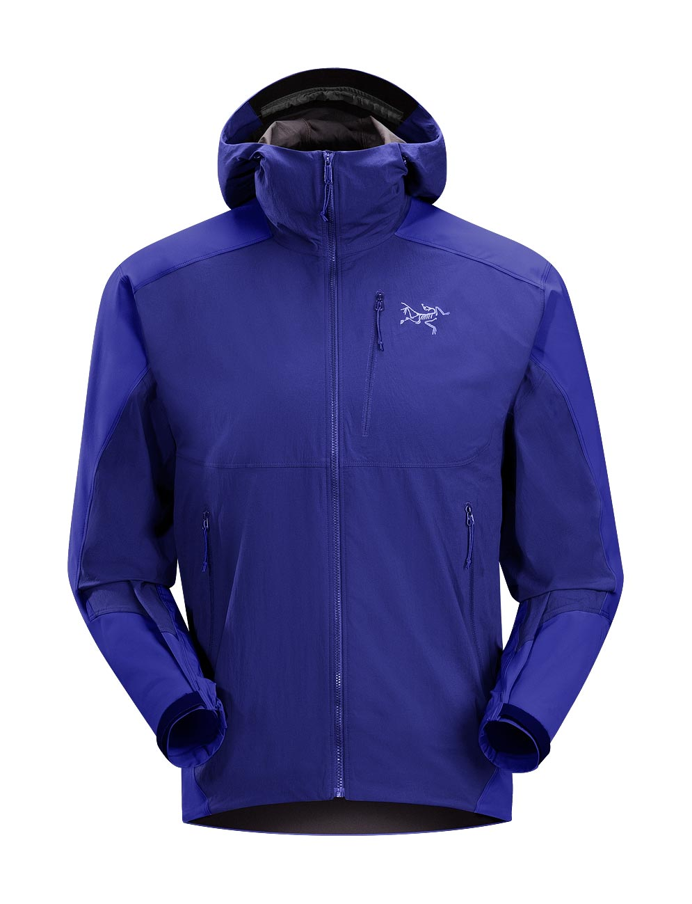 Arcteryx Squid Ink Gamma SL Hybrid Hoody - New