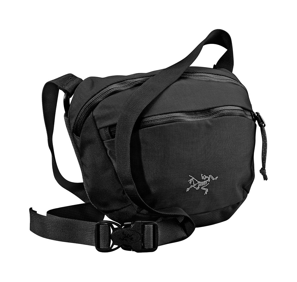 Arcteryx All Black Maka 2