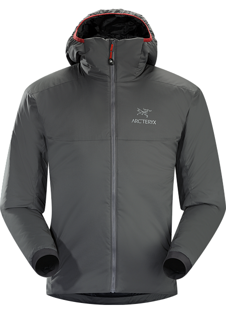 ARCTERYX ATOM AR HOODY MEN\'S Iron Anvil