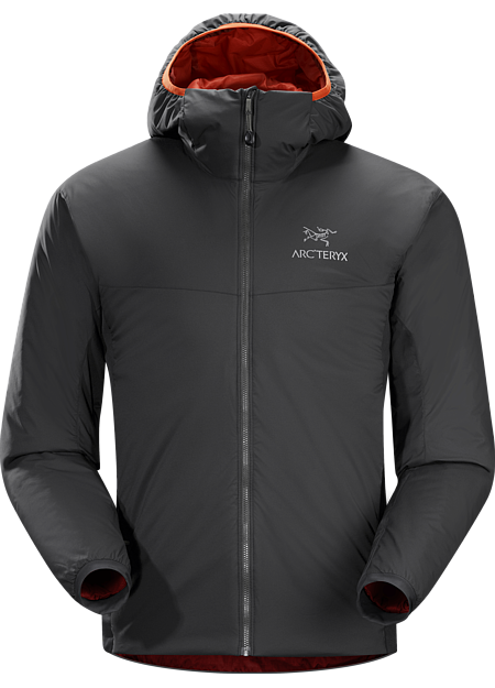 ARCTERYX ATOM LT HOODY MEN'S Carbon Copy