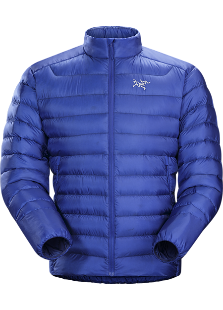ARCTERYX CERIUM LT JACKET MEN\'S Tropos Blue