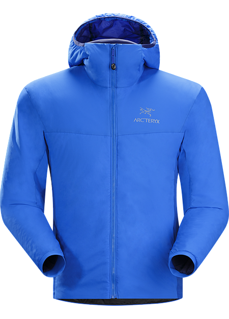 ARCTERYX ATOM LT HOODY MEN'S Echo Blue