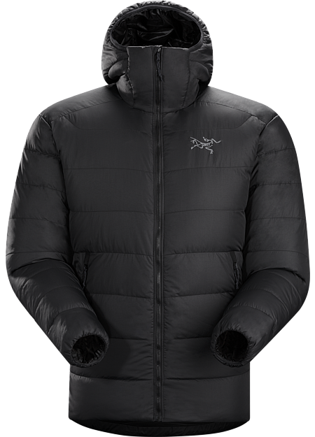 ARCTERYX THORIUM SV HOODY MEN\'S - REVISED Black
