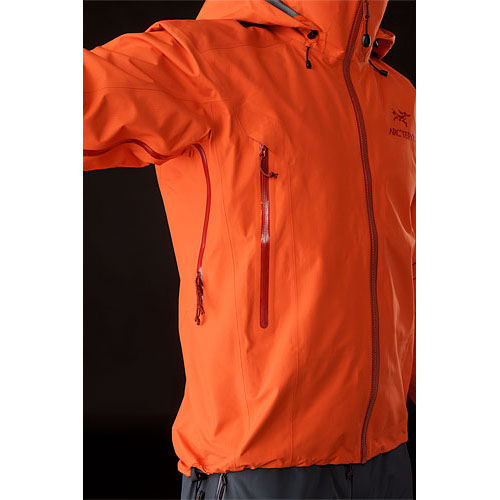ARCTERYX ESSENTIALS Beta AR Jacket Mens Chipotle