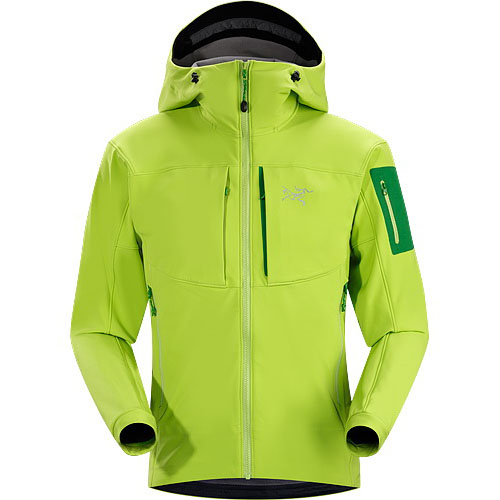 ARCTERYX ESSENTIALS Gamma MX Hoody Mens Mantis Green