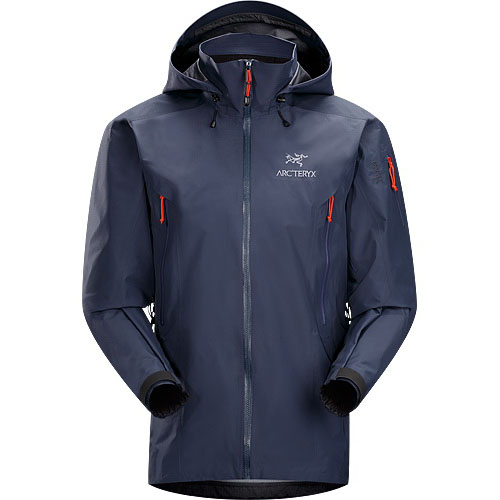 ARCTERYX ESSENTIALS Theta AR Jacket Mens Nighthawk